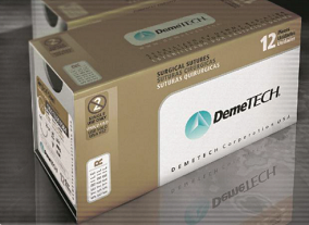 DemeTech's Chromic Catgut Sutures